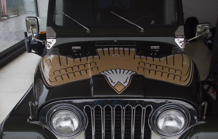 Schema Elettrico Jeep Renegade : Jeep renegade cj golden eagle monster cars bergamo