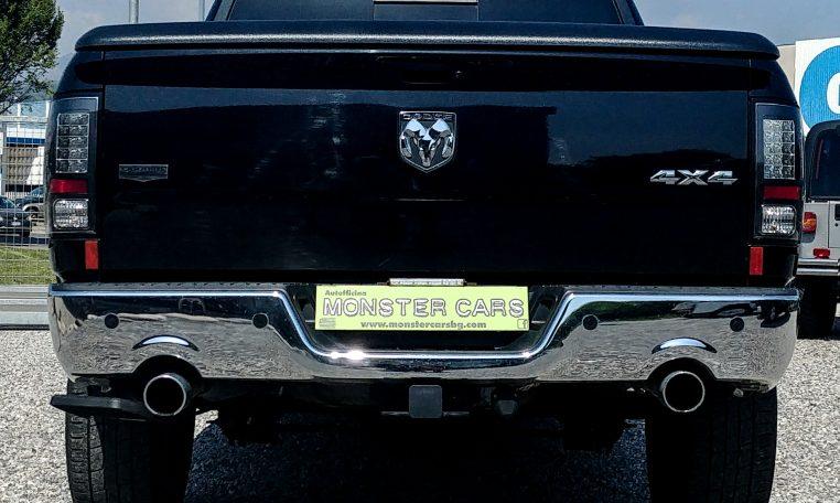 Dodge posteriore