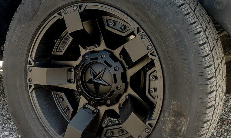 Dodge ruota
