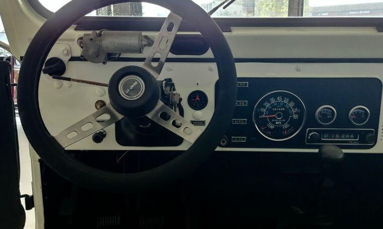 Jeep Renegade CJ5